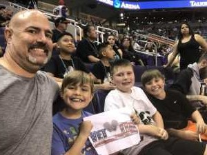 Click To Read More Feedback from Arizona Rattlers vs. San Diego Strike Force - IFL