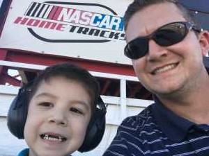 KellyB USMC attended Tucson Speedway - Tucson 520 on Apr 27th 2019 via VetTix