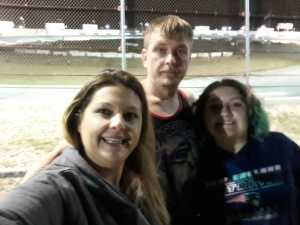 Brandon attended Tucson Speedway - Tucson 520 on Apr 27th 2019 via VetTix