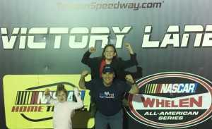 Sven attended Tucson Speedway - Tucson 520 on Apr 27th 2019 via VetTix