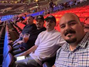 Ernesto attended Top Rank Presents: Lomachenko vs. Crolla on Apr 12th 2019 via VetTix