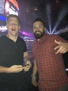 Aaron attended Top Rank Presents: Lomachenko vs. Crolla on Apr 12th 2019 via VetTix