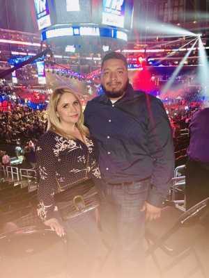 Martin Gonzalez attended Top Rank Presents: Lomachenko vs. Crolla on Apr 12th 2019 via VetTix