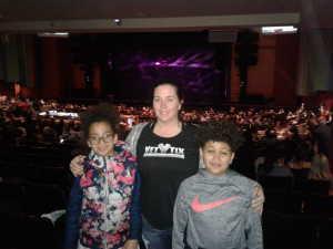 Jennifer attended Mariah Carey - Caution World Tour - Pop on Apr 5th 2019 via VetTix