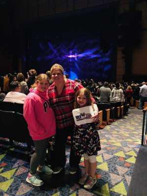 Chuck attended Mariah Carey - Caution World Tour - Pop on Apr 5th 2019 via VetTix