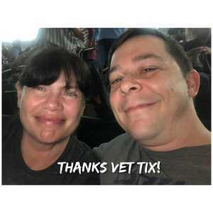 Thomas attended Old Dominion - Make It Sweet Tour on Apr 13th 2019 via VetTix