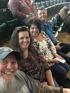 Mark attended Old Dominion - Make It Sweet Tour on Apr 13th 2019 via VetTix