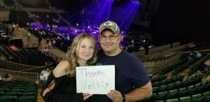 Anthony  attended Old Dominion - Make It Sweet Tour on Apr 13th 2019 via VetTix