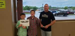 Tommie attended Old Dominion - Make It Sweet Tour on Apr 13th 2019 via VetTix
