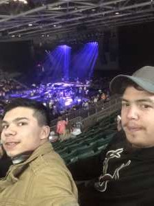Lupe  attended Old Dominion - Make It Sweet Tour on Apr 13th 2019 via VetTix
