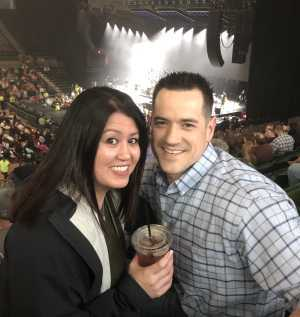 Brian attended Old Dominion - Make It Sweet Tour on Apr 13th 2019 via VetTix