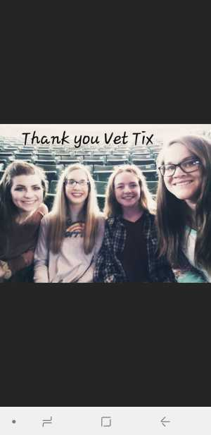 Michael attended Old Dominion - Make It Sweet Tour on Apr 13th 2019 via VetTix