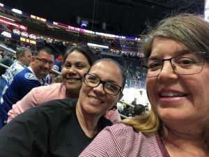 David attended Orlando Solar Bears vs. TBD - ECHL - 2019 Kelly Cup Playoffs - Round 1 - Game 1 on Apr 10th 2019 via VetTix