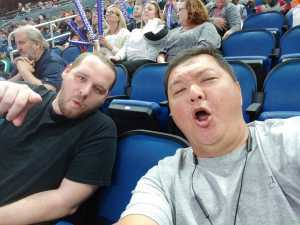 Anthony attended Orlando Solar Bears vs. TBD - ECHL - 2019 Kelly Cup Playoffs - Round 1 - Game 1 on Apr 10th 2019 via VetTix