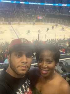 Marvin attended Orlando Solar Bears vs. TBD - ECHL - 2019 Kelly Cup Playoffs - Round 1 - Game 1 on Apr 10th 2019 via VetTix
