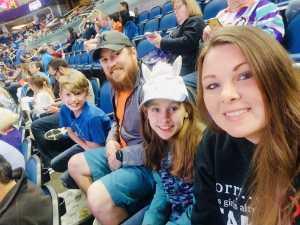 Billy attended Orlando Solar Bears vs. TBD - ECHL - 2019 Kelly Cup Playoffs - Round 1 - Game 1 on Apr 10th 2019 via VetTix