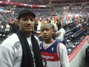 Ty attended Washington Wizards vs. Boston Celtics - NBA on Apr 9th 2019 via VetTix