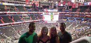 Jon attended Washington Wizards vs. Boston Celtics - NBA on Apr 9th 2019 via VetTix