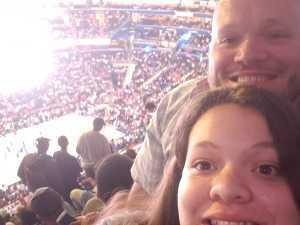 Daniel attended Washington Wizards vs. Boston Celtics - NBA on Apr 9th 2019 via VetTix