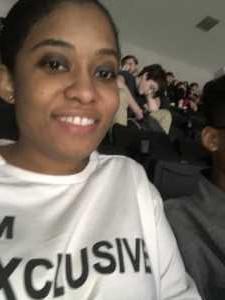 Christina attended Washington Wizards vs. Boston Celtics - NBA on Apr 9th 2019 via VetTix