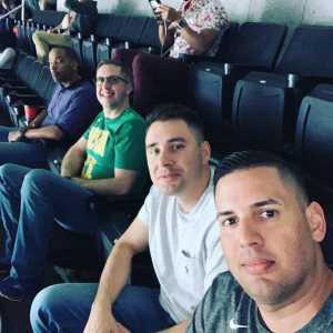 Juan attended Washington Wizards vs. Boston Celtics - NBA on Apr 9th 2019 via VetTix