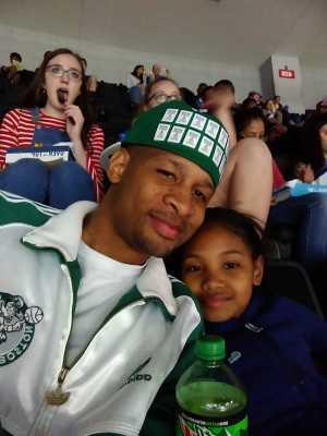 Andre attended Washington Wizards vs. Boston Celtics - NBA on Apr 9th 2019 via VetTix