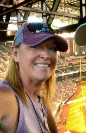 Veronica attended Arizona Diamondbacks vs. Boston Red Sox - MLB on Apr 5th 2019 via VetTix
