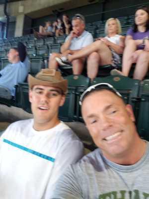 Edward attended Arizona Diamondbacks vs. Boston Red Sox - MLB on Apr 5th 2019 via VetTix