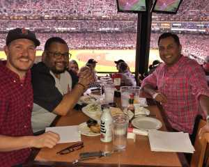 Ricardo attended Arizona Diamondbacks vs. Boston Red Sox - MLB on Apr 5th 2019 via VetTix