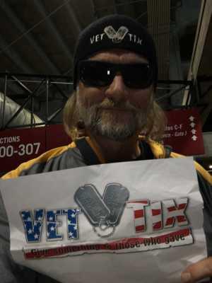 Kevin attended Arizona Diamondbacks vs. Boston Red Sox - MLB on Apr 5th 2019 via VetTix