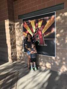 Justin attended Arizona Diamondbacks vs. Boston Red Sox - MLB on Apr 5th 2019 via VetTix