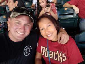 Eric attended Arizona Diamondbacks vs. Boston Red Sox - MLB on Apr 5th 2019 via VetTix