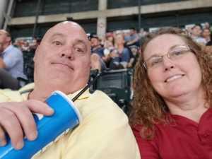 Patrick attended Arizona Diamondbacks vs. Boston Red Sox - MLB on Apr 5th 2019 via VetTix