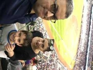Manuel attended Arizona Diamondbacks vs. Boston Red Sox - MLB on Apr 5th 2019 via VetTix