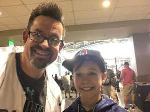 Christian attended Arizona Diamondbacks vs. Boston Red Sox - MLB on Apr 5th 2019 via VetTix