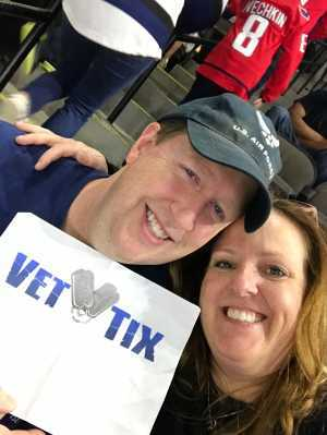 Gregory attended Jacksonville Icemen vs. TBD - ECHL - 2019 Kelly Cup Playoffs - Game 4 on Apr 19th 2019 via VetTix