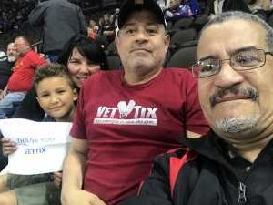 Stro attended Jacksonville Icemen vs. TBD - ECHL - 2019 Kelly Cup Playoffs - Game 4 on Apr 19th 2019 via VetTix