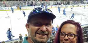 James attended Jacksonville Icemen vs. TBD - ECHL - 2019 Kelly Cup Playoffs - Game 4 on Apr 19th 2019 via VetTix