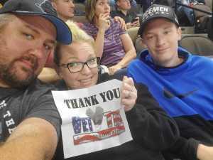 Mark attended Jacksonville Icemen vs. TBD - ECHL - 2019 Kelly Cup Playoffs - Game 4 on Apr 19th 2019 via VetTix