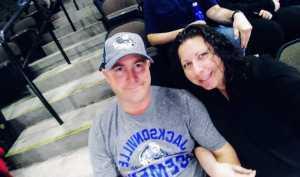 Nicholas attended Jacksonville Icemen vs. TBD - ECHL - 2019 Kelly Cup Playoffs - Game 4 on Apr 19th 2019 via VetTix