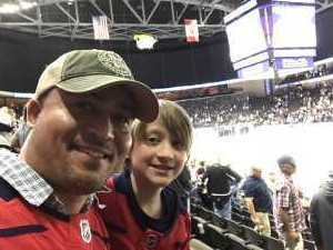 Brian attended Jacksonville Icemen vs. TBD - ECHL - 2019 Kelly Cup Playoffs - Game 4 on Apr 19th 2019 via VetTix