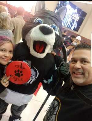 Ramon attended Jacksonville Icemen vs. TBD - ECHL - 2019 Kelly Cup Playoffs - Game 4 on Apr 19th 2019 via VetTix