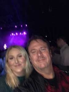 Daniel attended Brett Eldredge on Apr 13th 2019 via VetTix
