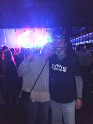 Ronald attended Brett Eldredge on Apr 13th 2019 via VetTix