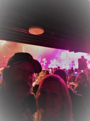 James attended Brett Eldredge on Apr 13th 2019 via VetTix