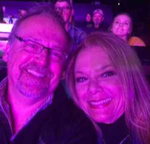 Scott attended Brett Eldredge on Apr 13th 2019 via VetTix