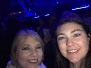 Brandy attended Brett Eldredge on Apr 13th 2019 via VetTix