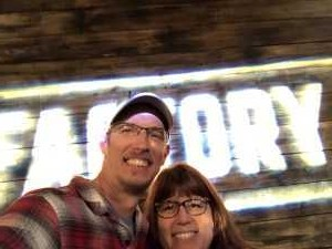 Kenneth  attended Brett Eldredge on Apr 13th 2019 via VetTix