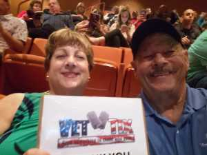 David G attended Wicked - 5th Annual Operation Date Night - Includes Gift Card for Dinner Before the Show on Apr 10th 2019 via VetTix