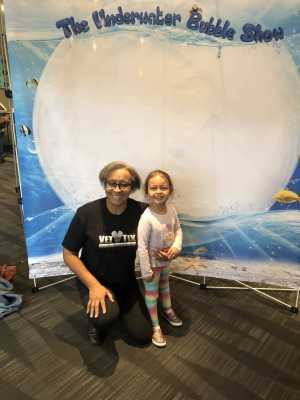 Click To Read More Feedback from B - the Underwater Bubble Show - Miscellaneous Theatre